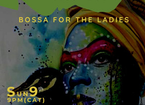 Bossa For The Ladies on The Sound Unit Radio Show