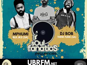 DJ BlaQt presents Soul Fanatics FreQuencies on Ubuntu Beats Radio