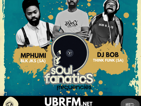 DJ BlaQt presents Soul Fanatics FreQuencies on Ubuntu Beats Radio