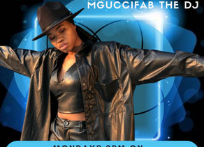 MgucciFab TheDJ - Winners Square Radio Show