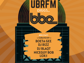UBRFM diggs BBE Music - Show Archive