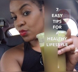 7-Easy Tips for a Healthy Lifestyle