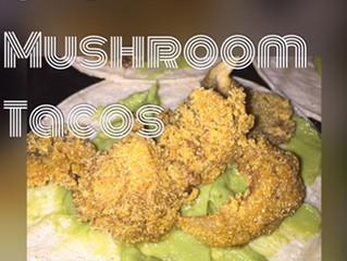Oyster Mushroom Tacos