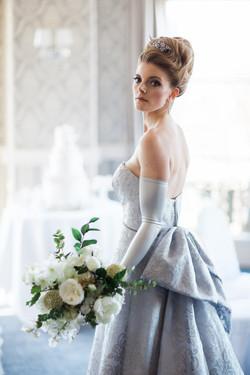 Opulent elegance hair accessory