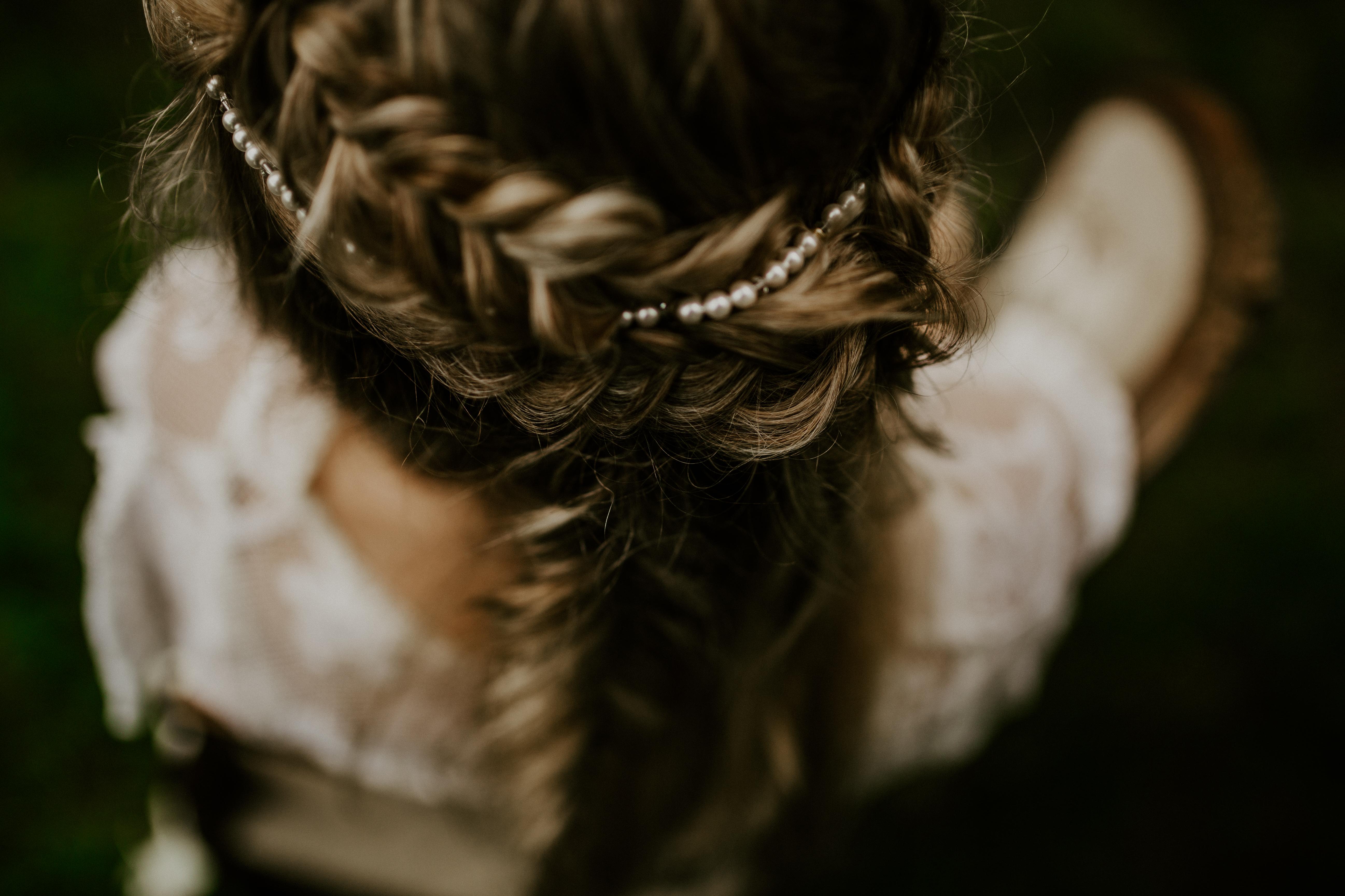 Into the wild hair