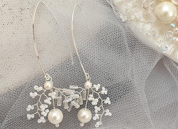 Modern Romance Drop Earrings