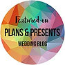 Featured on Plans and Presents blog logo
