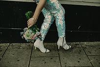 alternative bridal style inspiration
