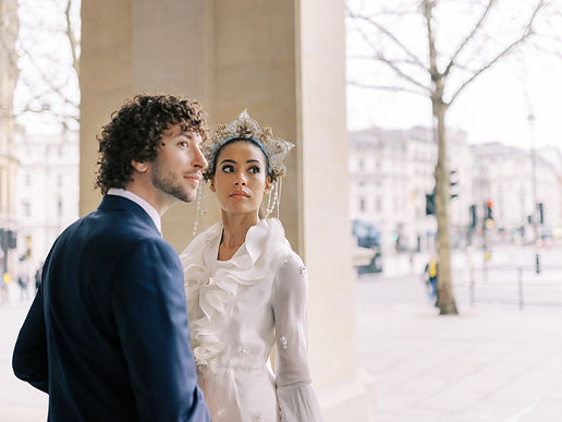 City of London elopement at RSA House
