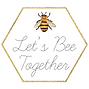 Lets Bee Together featured on logo