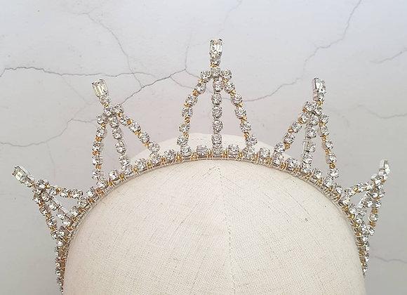 Geometric Star Crown
