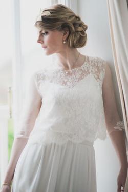 Dreamy and romantic dress