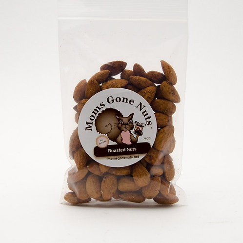 Chile and Limon Almonds 4 oz.