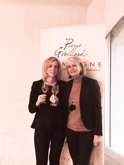 Chloé et Florence GOBILLARD