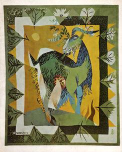 Louis le Brocquy The Dawson Gallery:The
