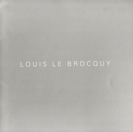 Louis le Brocquy Taylor Galleries