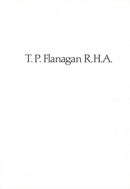 T.P. Flanaghan The David Hendriks Gallery