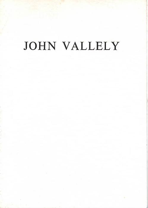 John Vallely David Hendriks Gallery