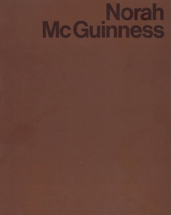 Norah McGuiness Retrospective Catalogue
