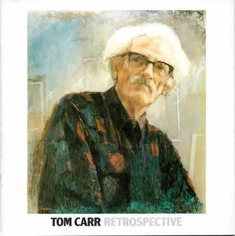 Tom Carr retro catalogue