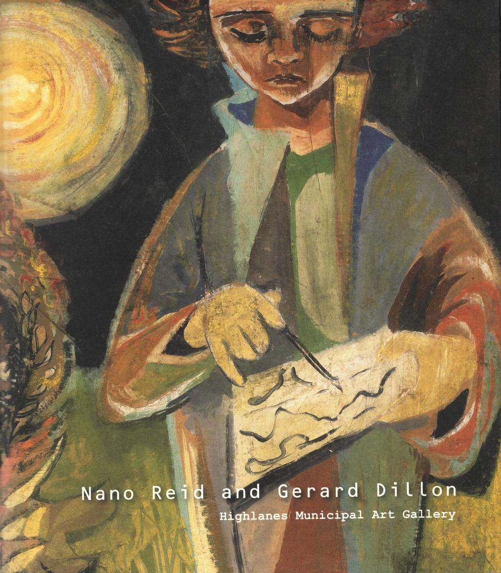 Nano Reid and Gerard Dillon Highlanes Municipal Art Gallery