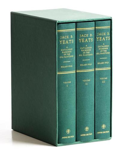 Jack B. Yeats Catalogue Raisonne