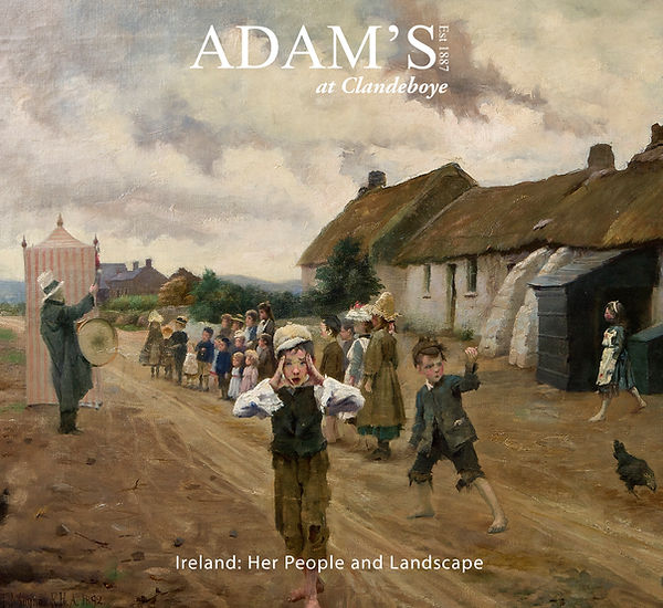Ireland: Her People and Landscapes