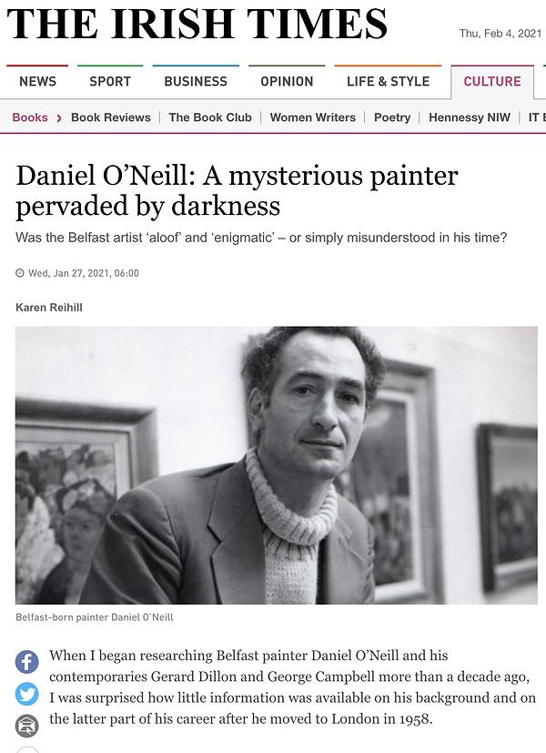 Irish Times press