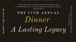A Lasting Legacy - 2021 Annual Dinner