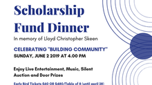 Building Community  - 2019 Annual Dinner
