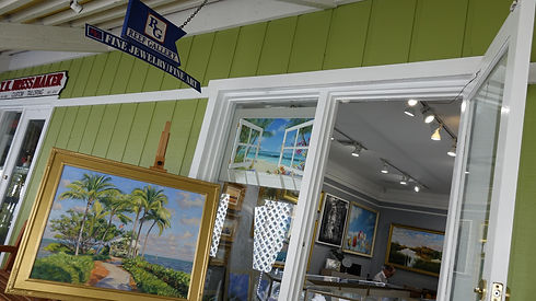 Reef Gallery, Inc - North Key Largo, FL.
