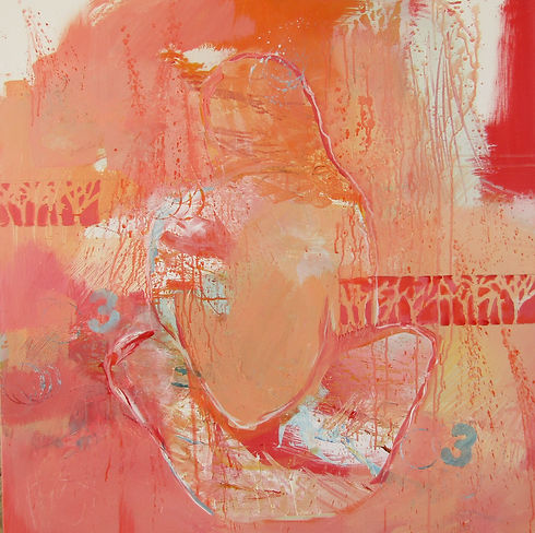 Smooth Jazz - acrylic on canvas