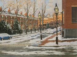 Sergio Roffo - Loisburg Square, Boston 3