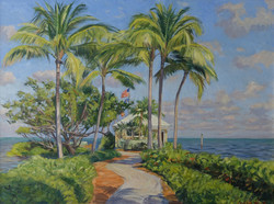 Stephen Wood - The Point - SOLD
