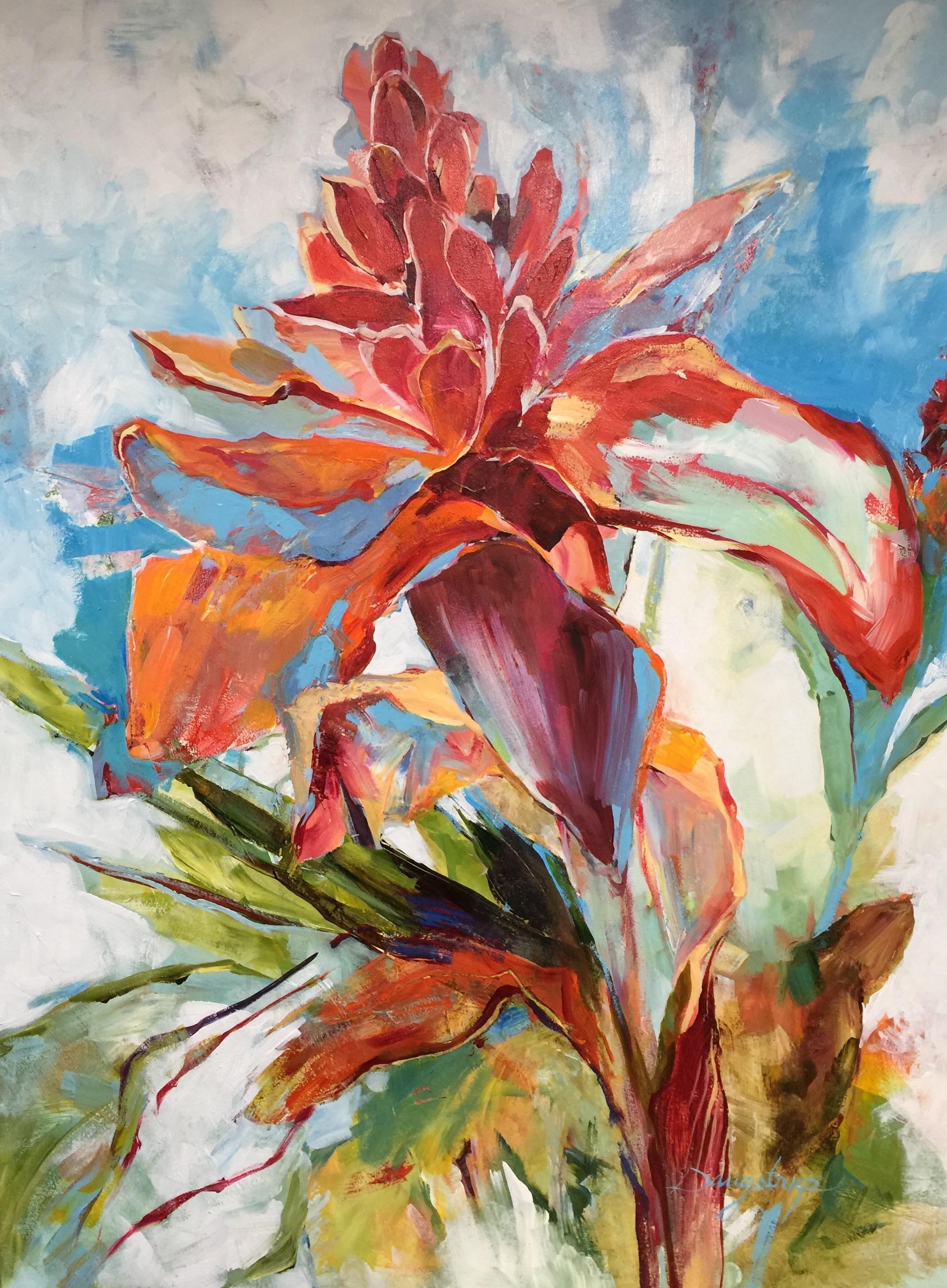 Braelyn 36Wx48H Acrylic, amazon plantati
