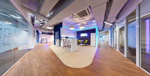 Методика проектирования и оценки освещения офисов