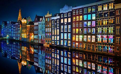 Освещение городов