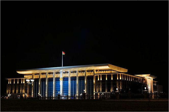 Дворец Независимости. Минск. 2013