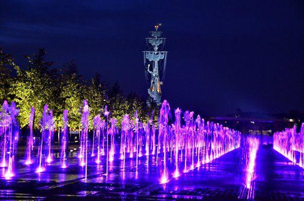 Парк Музеон. Москва. 2013