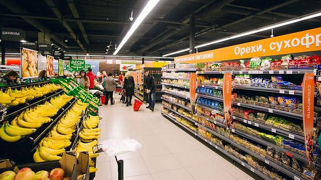 Сеть супермаркетов Spar. 2012
