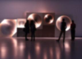 Освещение музеев