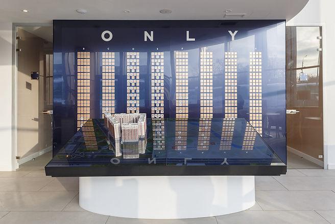 Офис продаж ONLY. Москва. 2015