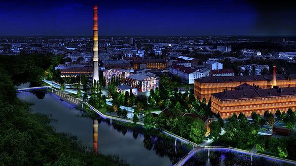 Проект освещения.  г. Иваново.  2019