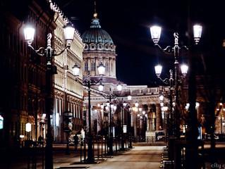Разгадка ночного Петербурга