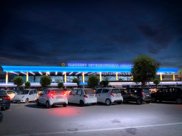 Ташкент аэропорт