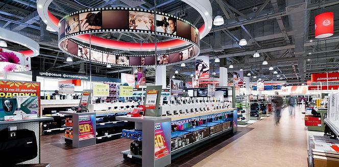 Сеть магазинов М.Видео. 2011