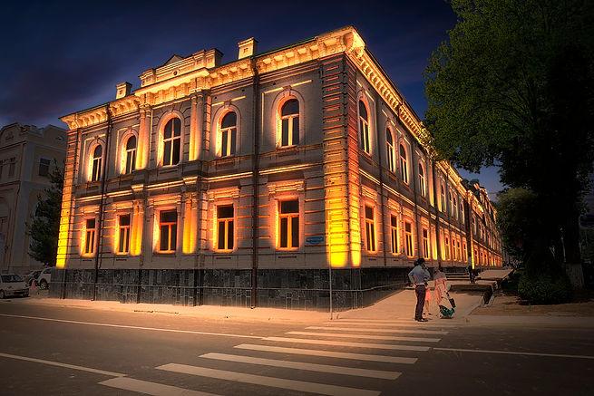 Ташкент. 2018 ⠀