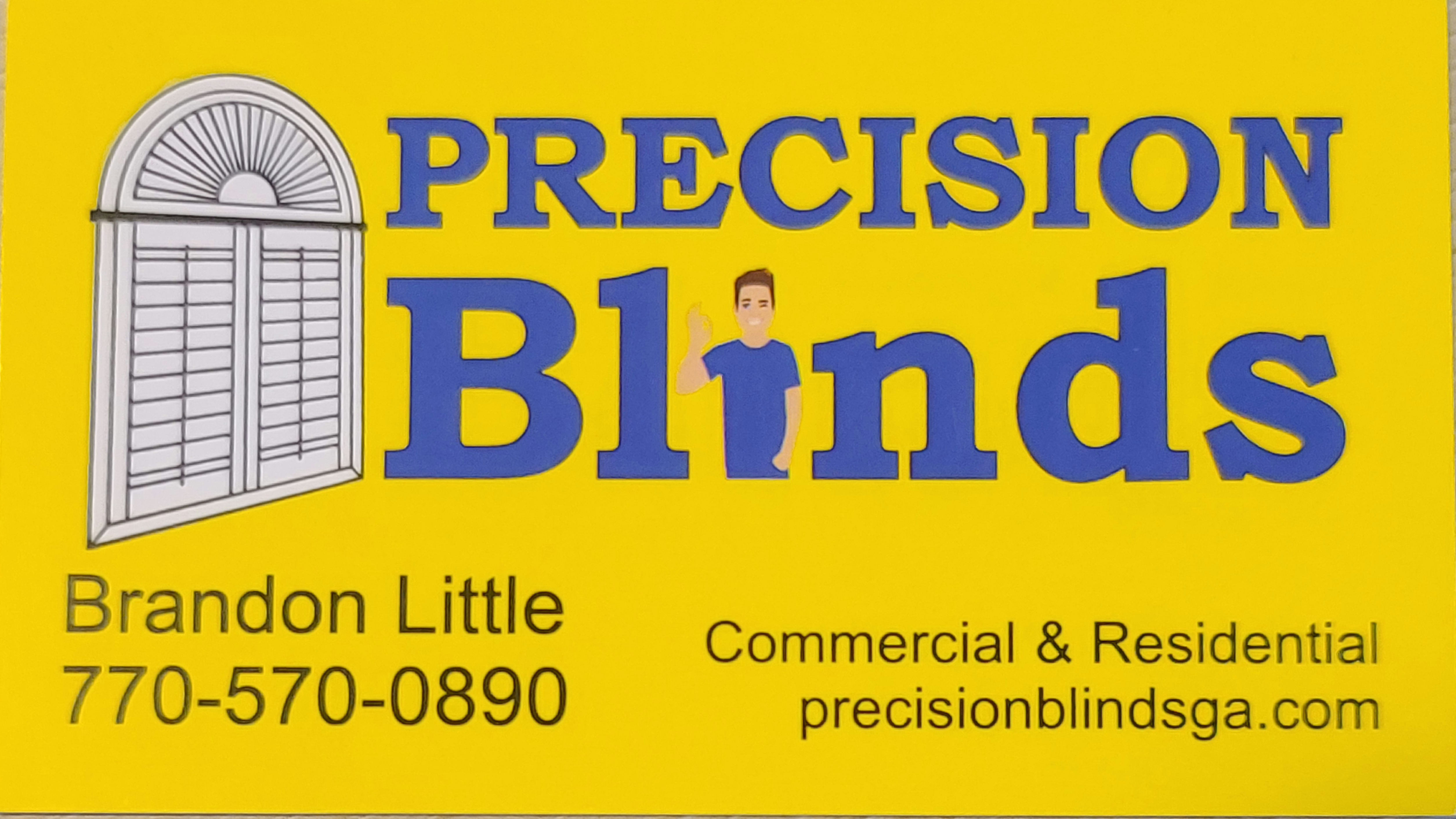 Precision Blinds