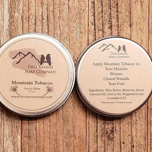 Mountain Tobacco Arnica Balm