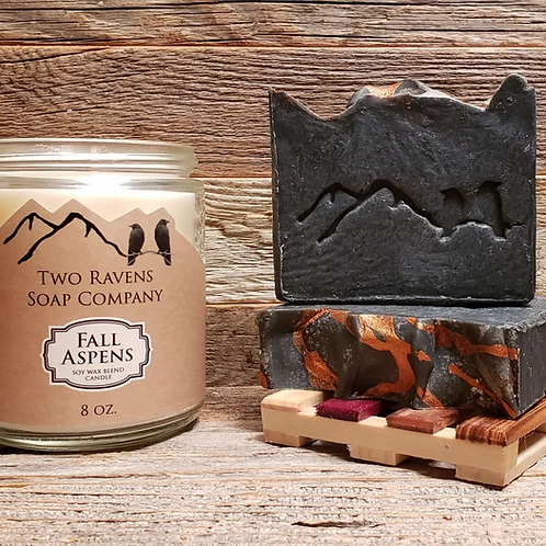 Fall Aspens Candle